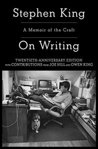 Fave Five Books for Writing Novels, author, writing tips, novelist, books, fiction, plot, storytelling, writing novels, beginning writers, On Writing, Stephen King, The Fountain, David Scott Hay,
